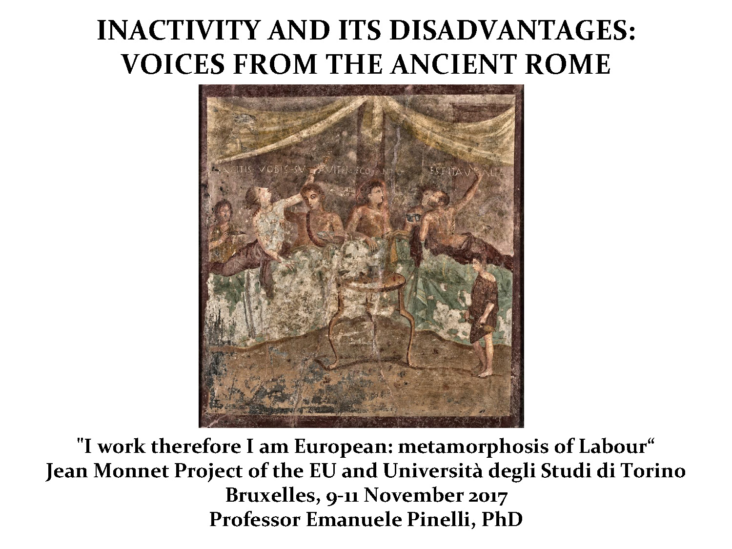 Inactivity and its disadvantages Netplan Pinelli slide01