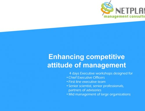 Negotiation skills course, as a proxy for organizational effectiveness