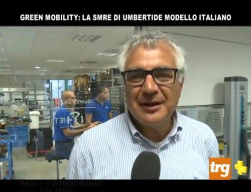 Green Mobility, la SMRE di Umbertide
