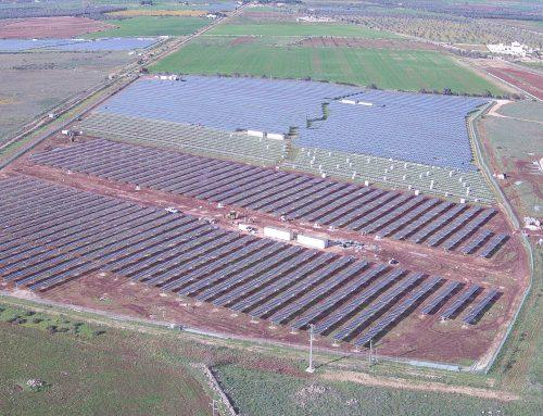 Solar asset.